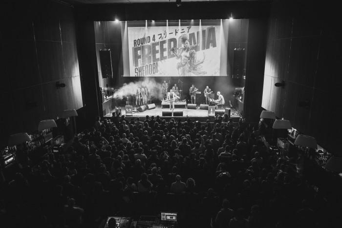 concierto freedonia BN