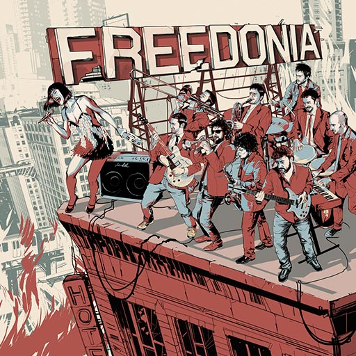 Disco Freedonia (2012)
