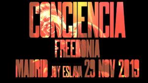 concierto conciencia joy eslava
