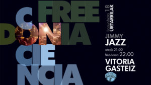 FREEDONIA GIRA CONCIENCIA - VITORIA